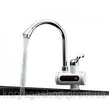 Проточный водонагреватель с Lcd экраном Delimano Water Heater #D/S