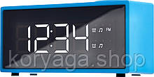 Радио-часы Ecg RB-040-Blue