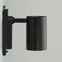 Трековый светильник 12Вт 2700K черный AL102 COB, фото 1
