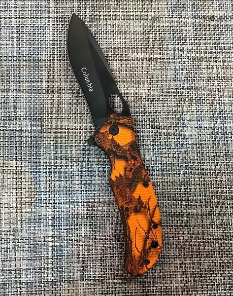 Нож складной Colunbia 21см / 778