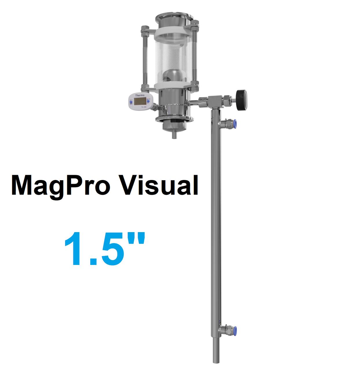 """1.5"""" Узел отбора MagPro Visual с доохладителем"""