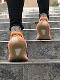 "Стильні кросівки Adidas Yeezy Boost 350 V2 ""Clay"" (Адідас Ізі Буст 350), фото 3"