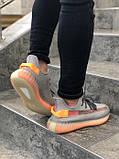 "Стильні кросівки Adidas Yeezy Boost 350 V2 ""Clay"" (Адідас Ізі Буст 350), фото 5"