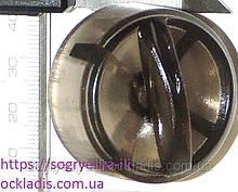 Ручка управління 37 мм пластмасова (без ф.у, EU) газових котлів Baxi Eco, арт. 5407730А, к. з.1839/2