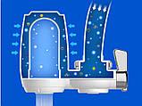 Фильтр-насадка на кран для проточной воды CleanWater (5513) #S/O, фото 6
