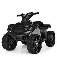 Детский электрический квадроцикл BAMBI  M 3893 ELM-19 черный