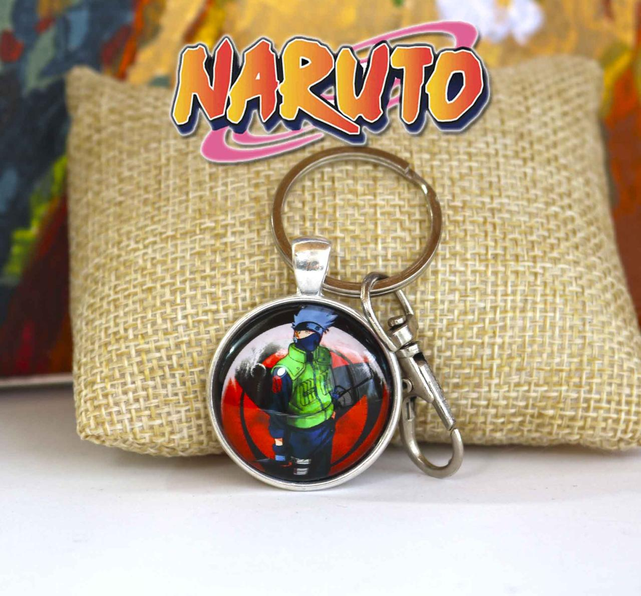 Брелок шаринган Наруто / Naruto