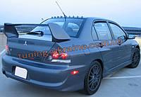 Спойлер на Mitsubishi Lancer 9 Evo Style