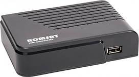 ТВ-ресивер DVB-T2 Romsat TR-9100HD