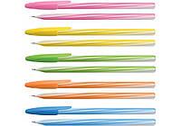Ручка масляная  FRESH UP 0.7 мм Optima O15673(синий)