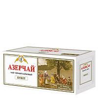 Чай черный Азерчай букет в пакетиках 25х50г