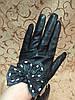 Кожа(Натуральная)женские перчатки/женские перчатки