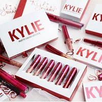 Набор жидких матовых помад Kylie, фото 1