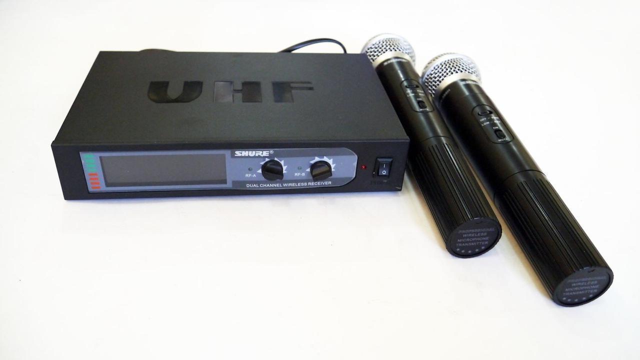 Беспроводной микрофон Shure KCX-388