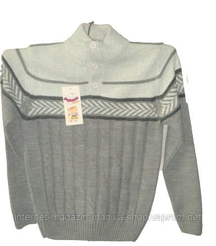 Мужской свитер подросток