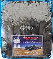 Авточехлы AUDI A4 (B5) 1994-2000г з/сп 2/3 1/3;подлок;4подгол;бочки;п/подл;airbag Nika