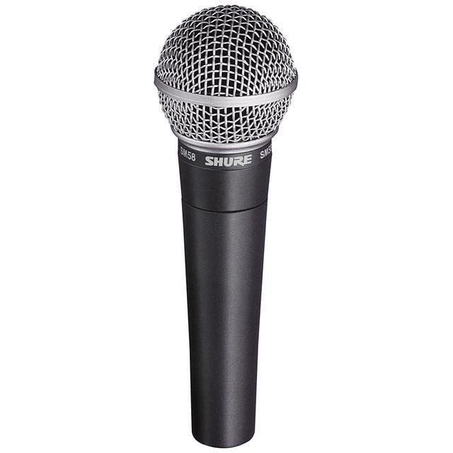 Микрофон  SHURE SM58 SE