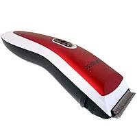 Машинка - триммер для стрижки волос PROMOTEC PM-352 с насадками