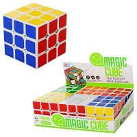 Кубик - рубика 8923-1 6 см, 6 шт дисплее 18-12-6 см цена за дисплей