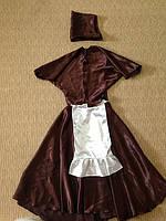 Прокат карнавального костюма Золушка до бала