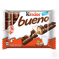 Батончик Kinder Bueno 3*43г 10617558