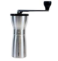 Кофемолка ручная жерновая HARIO MINI MILL SLIM PRO