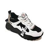 Кросівки Lonza white 90122, фото 2