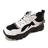 Кросівки Lonza white 90122, фото 4