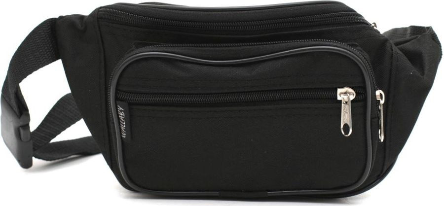 Практичная сумка на пояс Wallaby 2900, черная