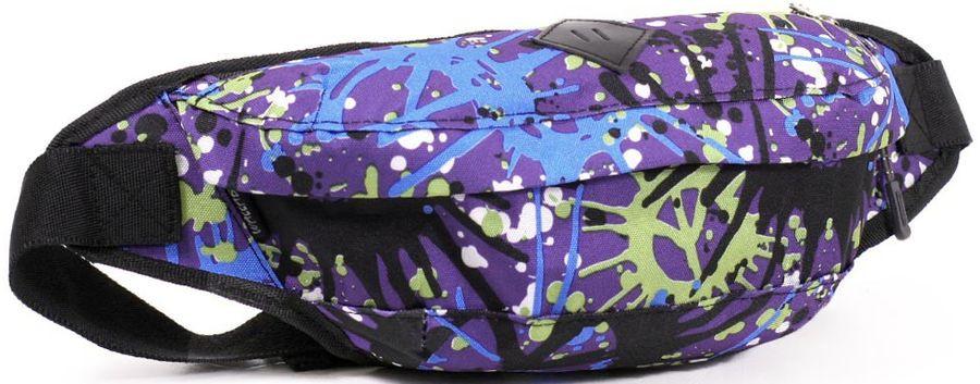 Компактна сумка на пояс Wallaby 2903-1, фіолетова