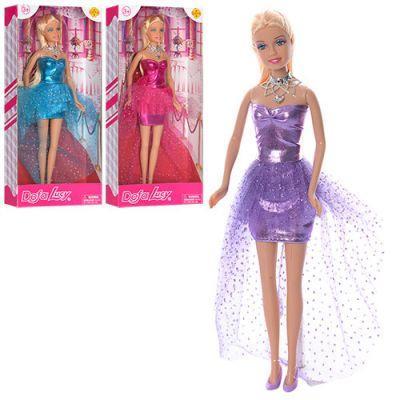 Кукла DEFA 8354 3цвета, в кор-ке 32-15-5 см