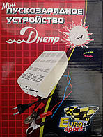 Автоматическое импульсное десульфатирующее зарядное устройство Днепр 24