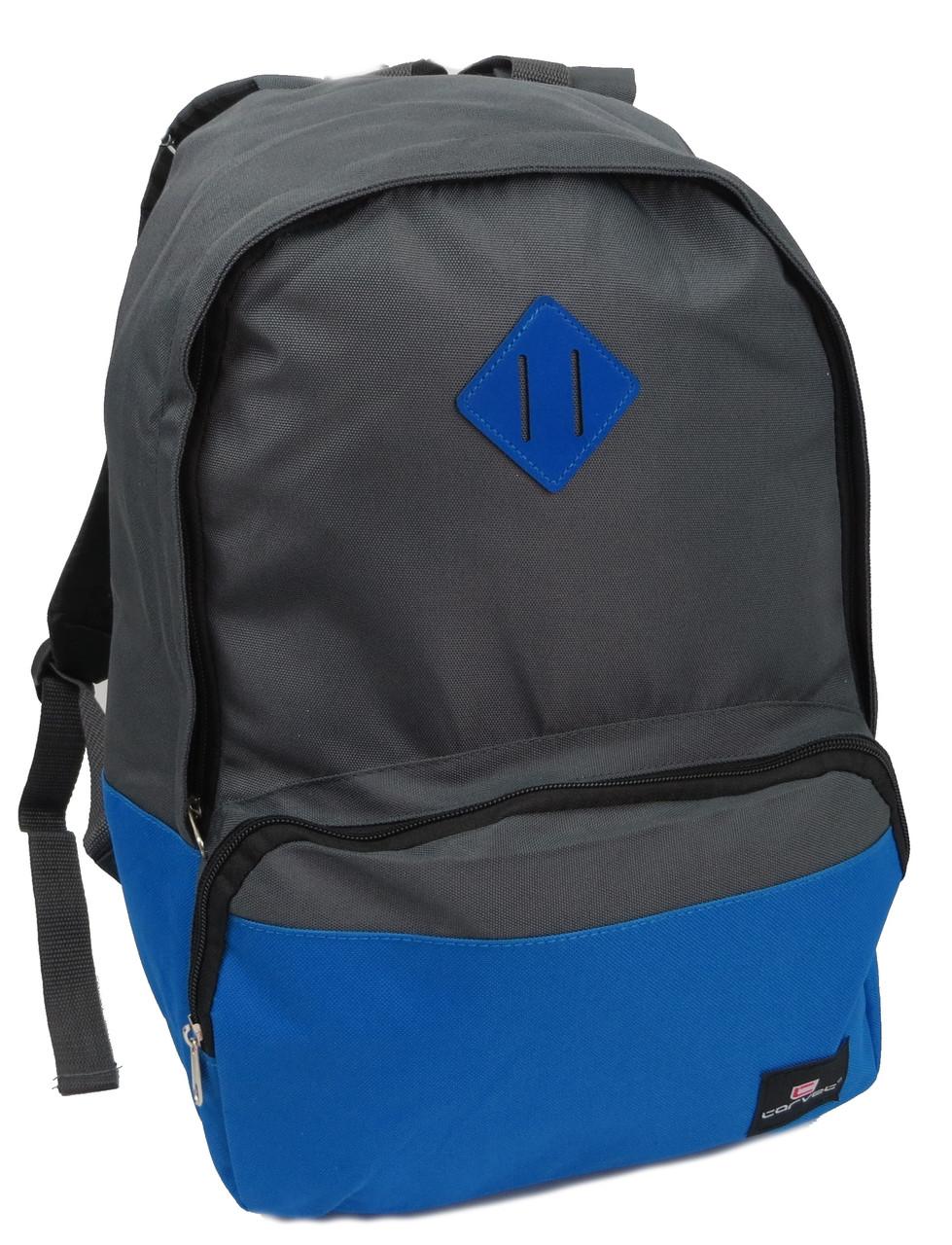 Рюкзак міський 20L Corvet, BP2072-17 сірий