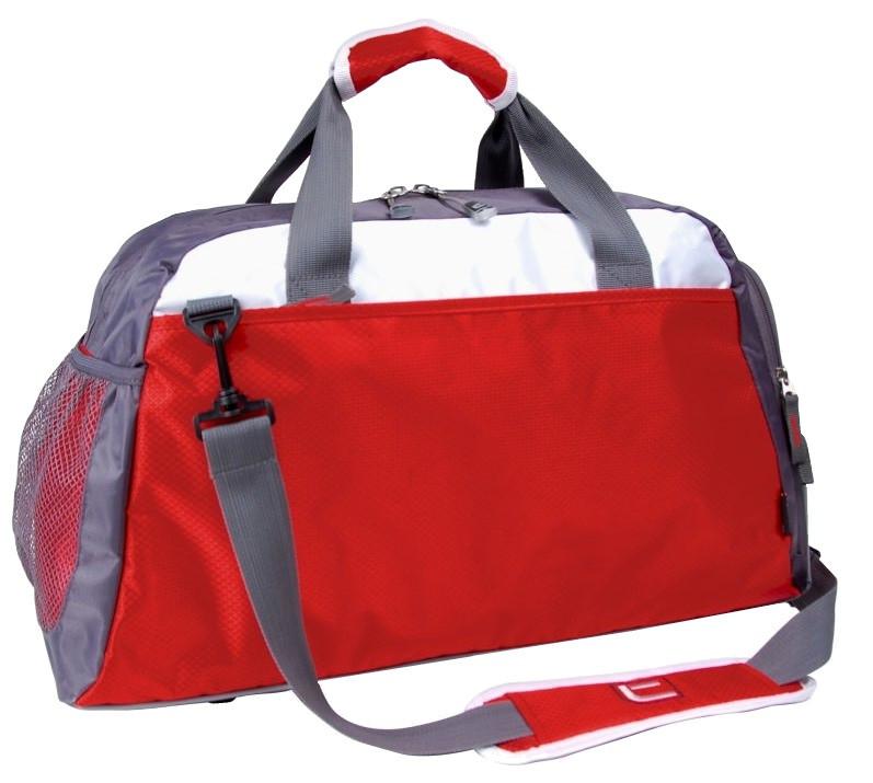Спортивная сумка 36L Corvet SB1010-52 красная