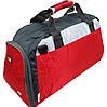 Спортивная сумка 36L Corvet SB1010-52 красная, фото 4