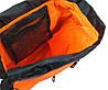 Спортивный рюкзак-мешок 13L Corvet, BP2126-98 оранжевый, фото 9