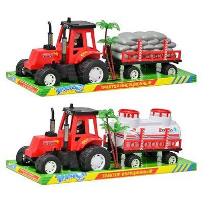 Трактор 1688 A-1 A-2 (24) 2 вида 46-16,5-16 см