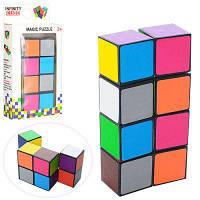 Игра 9908 логическая, кубики, в кор-ке 7-13-2,5см