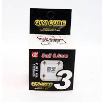 Кубик-Рубика EQY502 6 см, в кор-ке 6,5-6,5-10,5 см пластмаса