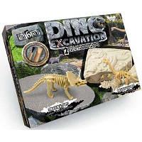 """Набір для розкопок """"Dino Excavation"""" динозаври (6) ДАНКО ТОЙС"""
