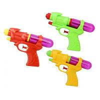 Водяний пістолет 003 (480шт/2) 3 види в пакеті, 17*11*3см
