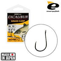 Крючок Excalibur Big Corn NS 10