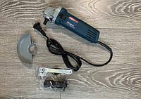 Болгарка BOSCH GWS 850CE с Регулятором оборотов ( 125мм / 850Вт )