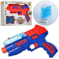 Пістолет MY801K водяні кулі, в кор-ке 22-16-5см