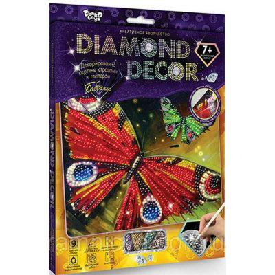 Набор Алмазная картина 'DIAMOND DECOR' (20) ДАНКО ТОЙС