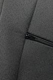 Авточохли MERCEDES 124 1984-97г. з/сп цільна;подлок;4подгол;п/подлок Nika, фото 6