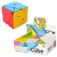 Кубик-рубика 581-5.7K 6 см, в кульке, 6 шт в дисплее 17,5-12-6 см цена за 1 шт.
