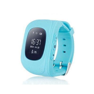 Смарт-часы для детей Smart Baby Watch Q50 Голубые