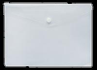 Папка на кнопке Папка-конверт  А5 на кнопке Buromax BM.3937 ассорти