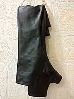 Длинные перчатки-митенки.45см